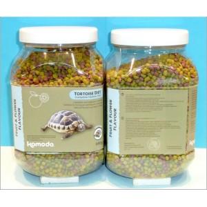 Aliments tortue Komodo Granul Fruit & Flower 680g